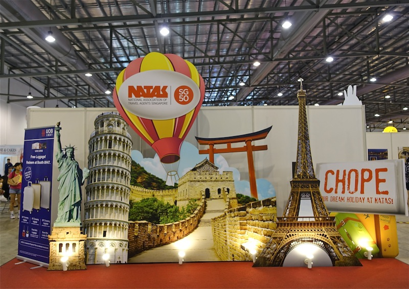 Natas Travel Fair 2015