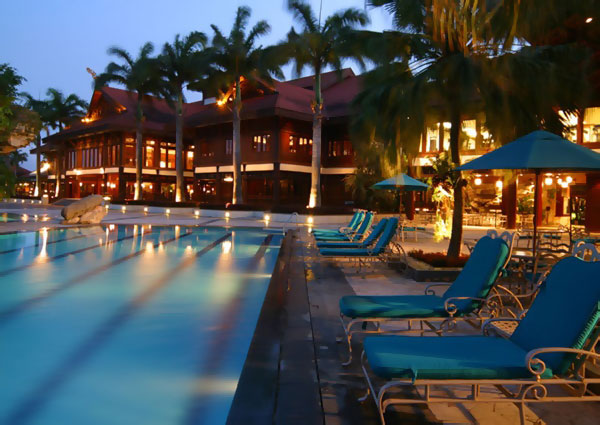 Pulai Spring Resort Swimming Pool