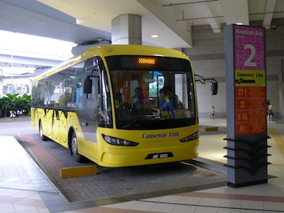 Shuttle Bus JPO1