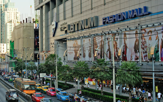 The Platinum Fashion Mall by Dome Sekoser via https://flic.kr/p/7MU7wk