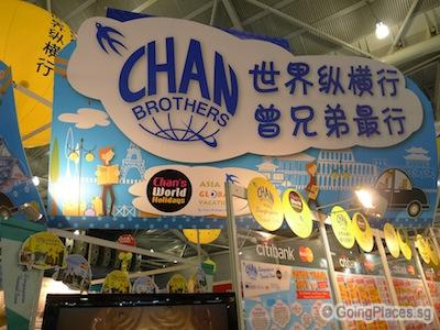 Chan Brothers Travel Fair