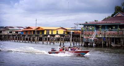 Kampong Ayer Speed Boat