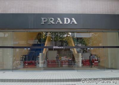Hong Kong Prada Factory Outlet