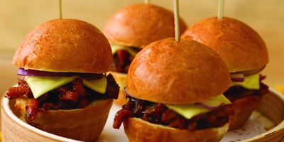 Loof BBQ Sliders