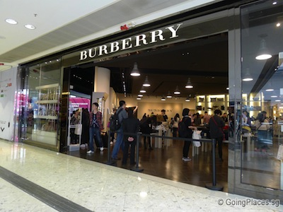 Burberry Citygate Outlet
