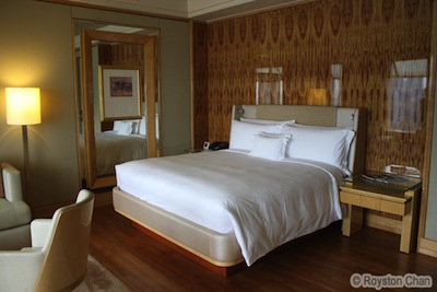 Ritz Carlton Singapore Room