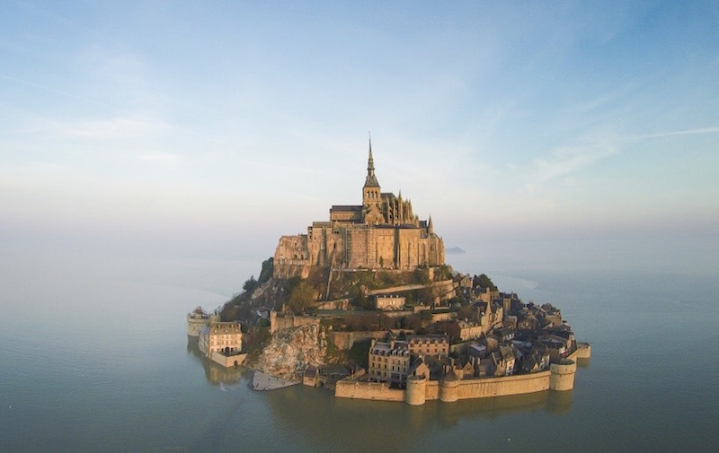 Mont Saint Michel That Dreamy Amp Magical Looking Island