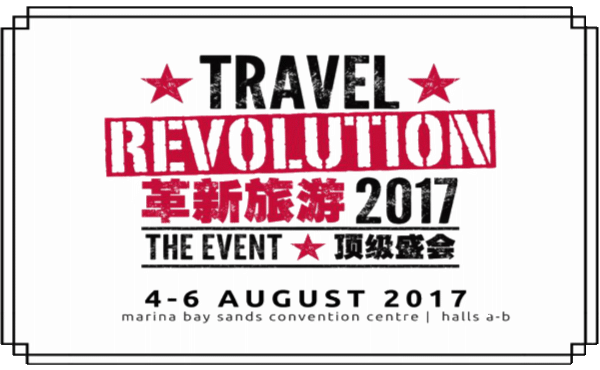 Travel Revolution 2017, August 4-6