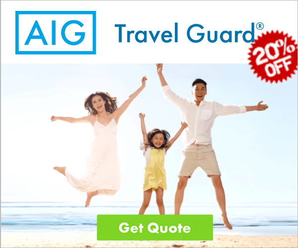 AIG Travel Guard - Buy Online