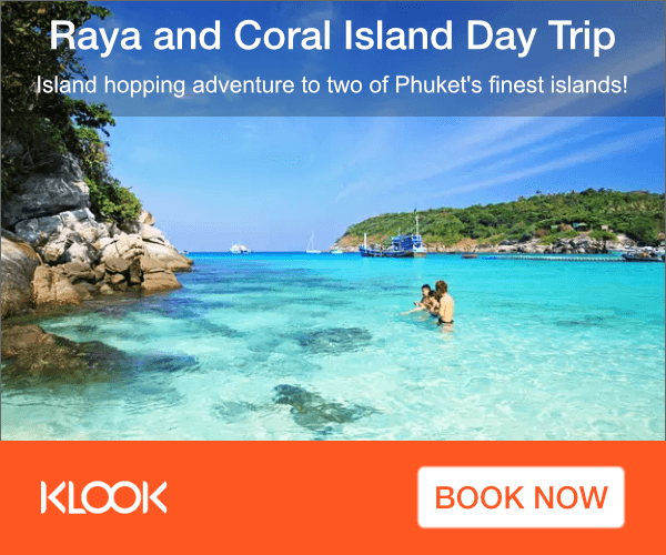 Raya and Coral Island Day Trip from Phuket - Klook