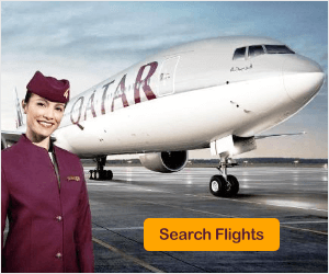 Book early and Save - Qatar Airways