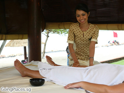 Cheap Bali Holidays - Balinese massage