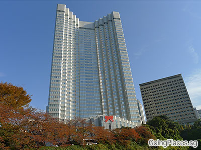 Grand Prince Hotel Akasaka, Tokyo