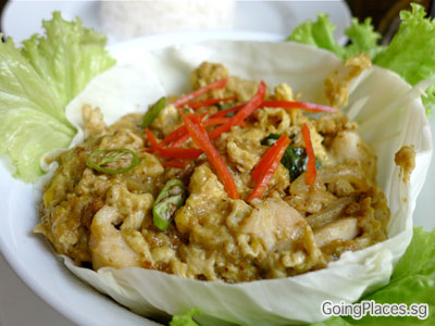 Best Fish Amok in Siem Reap by GoingPlaces.sg via https://www.flickr.com/photos/goingplacessg/5549843699/