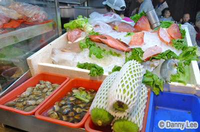 Night Market Seafood