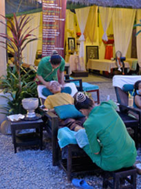Siem Reap massage