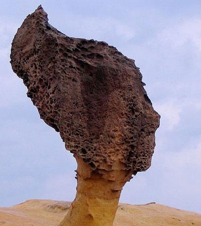 The Queen's Head - Yehliu Geopark
