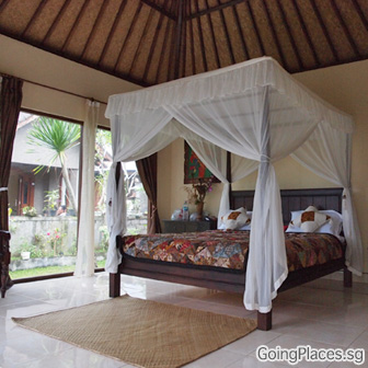 Baruna Cottages room