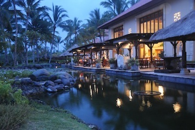 Cendana Restaurant at Pan Pacific Bali Hotel