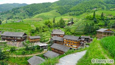 Guilin Longji Rice Terrace Cottages
