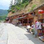 Guilin Longji shops