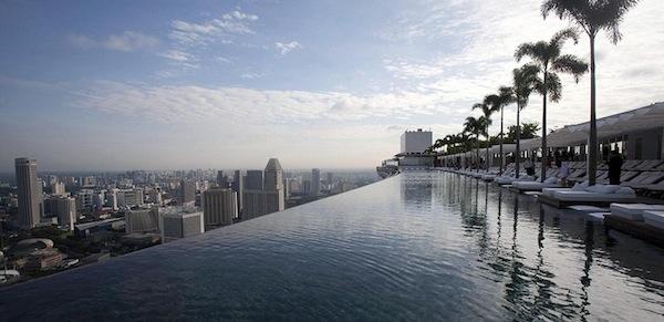 Skypark Infinity Swimming Pool