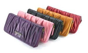 Miu Miu wallets