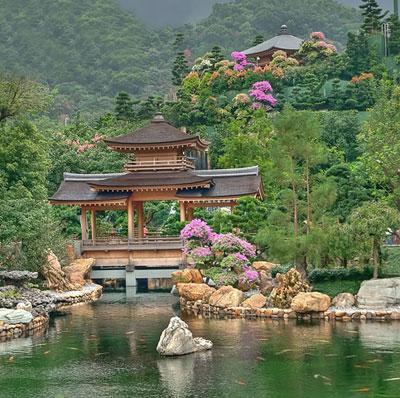 Nan Lian Garden, Hong Kong by Anita Ritenour via http://www.flickr.com/photos/puliarfanita/3457271794/