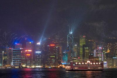 Symphony of Lights, Hong Kong by Pablo Pecora via http://pablopecora.wordpress.com