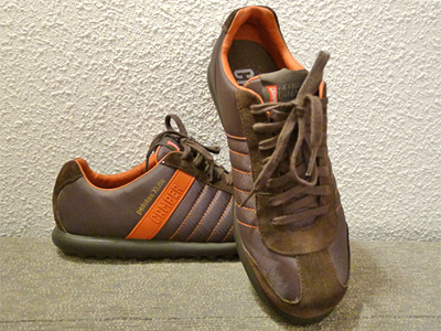 Camper Shoes Pelotas XLite by Danny Lee