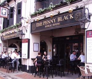 Penny Black Singapore