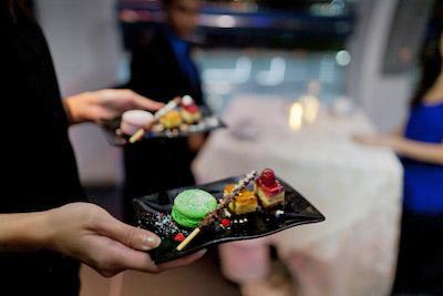 Singapore Flyer Full Butler Dining via http://www.singaporeflyer.com