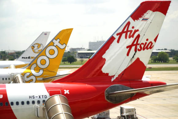 Low cost carriers: AirAsia and Scoot