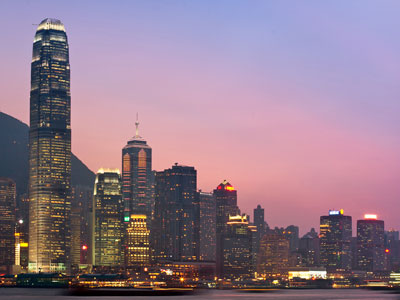 Central District Hong Kong by Nagaraju Hanchanahal - Flickr via http://www.flickr.com/photos/nhanchanahal/6136358861/