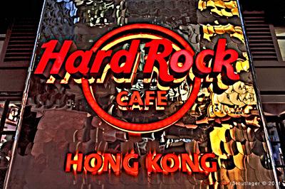 Hard Rock Cafe Hong Kong - Flickr via http://www.flickr.com/photos/stoutlager/5854570346/