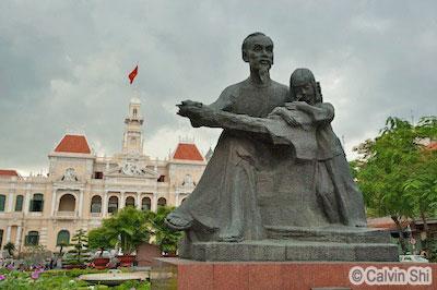 Ho chi Minh City, Vietnam by Calvin Shi