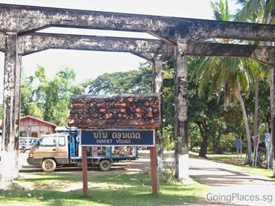 Don Det Village, Si Phan Don