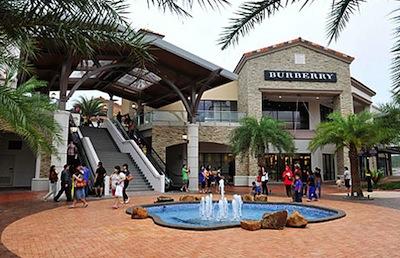 Johor Premium Outlets Burberry
