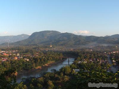 Luang Prabang surrounding