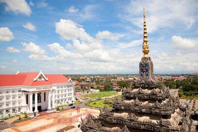 Vientiane New vs Old