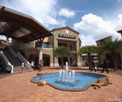 Burberry Johor Premium Outlets