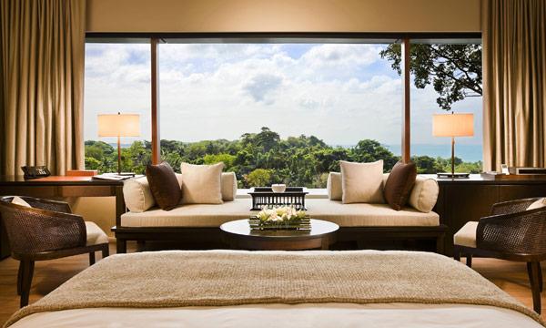 Capella Singapore Premier Room View