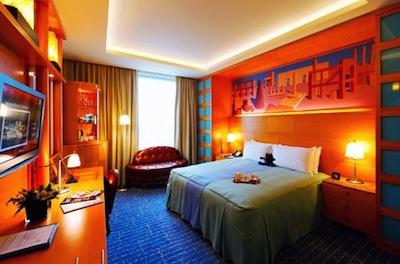 Hotel Michael Singapore via http://www.rwsentosa.com