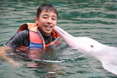 Underwater World Singapore and Dolphin Lagoon via http://www.sentosa.com.sg