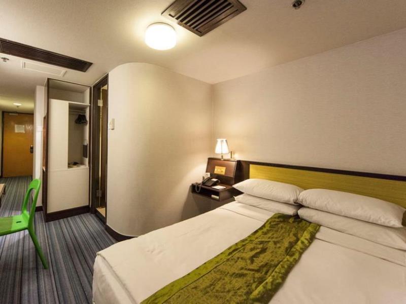 Evergeen Hotel Hong Kong