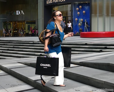 Chanel Bags Singapore
