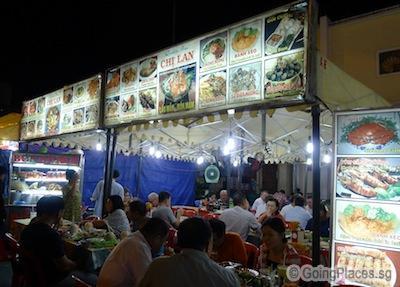 Chi Lan Seafood Stall