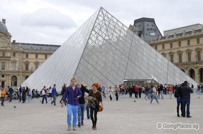 Lourve Museum, Paris