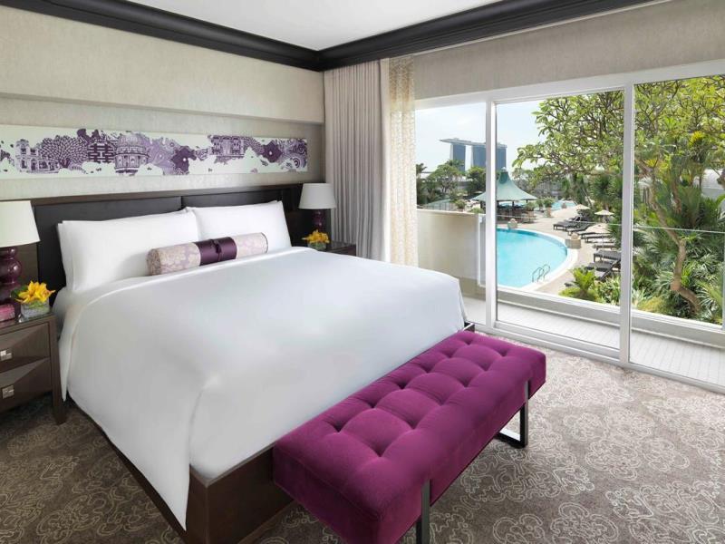 Fairmount Singapore Hotel