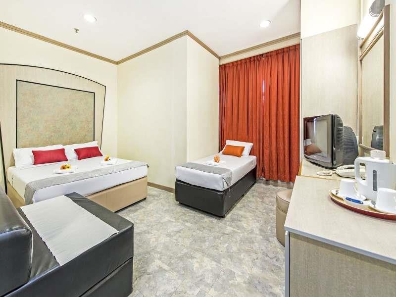 Hotel 81 Bencoolen Singapore